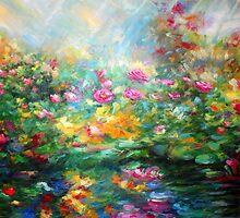 Roses paint  by alexandr-az