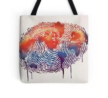 WORLD MAP water colour illustration  Tote Bag