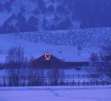 Heart Bar Lights by © Betty E Duncan ~ Blue Mountain Blessings Photography