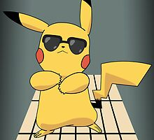 Pika Gangnam Style by S M K