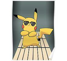 Pika Gangnam Style Poster