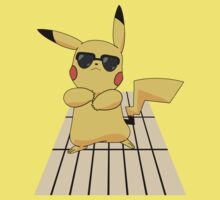 Pika Gangnam Style Kids Clothes