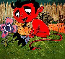 Lil' Devil Boy by blackboxdesigns