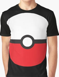 a pokeball Graphic T-Shirt