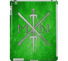 TMNT No Weapons, All Shell iPad Case/Skin