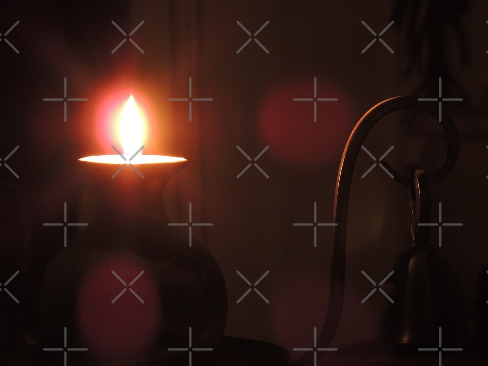 Loves Enduring Flame by Betty  Town Duncan