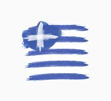Greece Flag greek Unisex T-Shirt