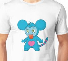 Cartoon chibi fantasy monster Unisex T-Shirt