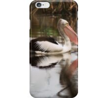 Pelican Paradise By Lorraine McCarthy iPhone Case/Skin
