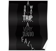 Mark of Athena - One Way Trip Poster