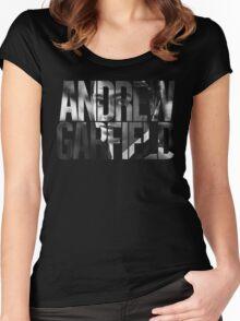 Andrew Garfield Women's Fitted Scoop T-Shirt