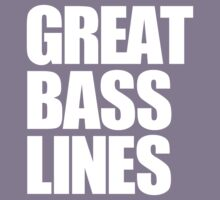 Great Bass Lines by DropBass