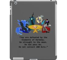 Villains at Play iPad Case/Skin