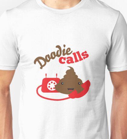 doodie calls Unisex T-Shirt