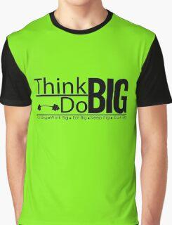 Inspiration Motivation Quotes Workout Graphic T-Shirt