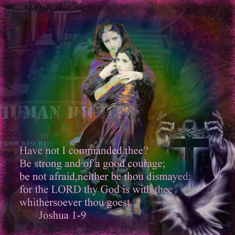 Joshua 1-9 by Elaine Game