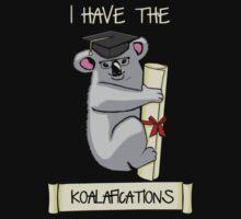 Fully Koalafied Baby Tee
