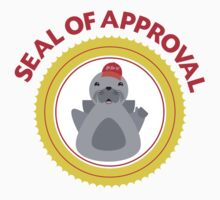 seal of approval by bobobirdsinc