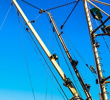Masts by m E Grayson