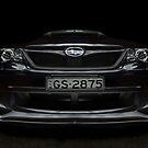 Subaru WRX by Kerrod Sulter