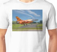 Fokker F-16AM Fighting Falcon J-015 Unisex T-Shirt