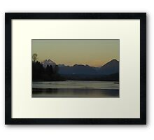 Straight from the Heart Framed Print