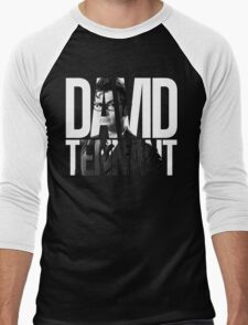 David Tennant Men's Baseball ¾ T-Shirt