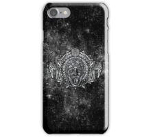 Aztec Dark Angel Don't Blink Pencils sketch Art iPhone Case/Skin