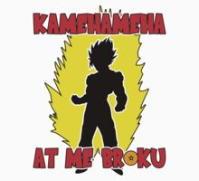 KAMEHAMEHA AT ME BROKU by Levantar