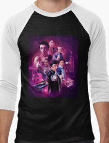 Blake's 7 Series 4 Montage Men's Baseball ¾ T-Shirt