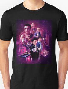 Blake's 7 Series 4 Montage Unisex T-Shirt