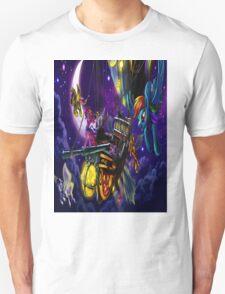 Ahoy! Ponies! Unisex T-Shirt