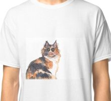 Calico Maine Coon Classic T-Shirt