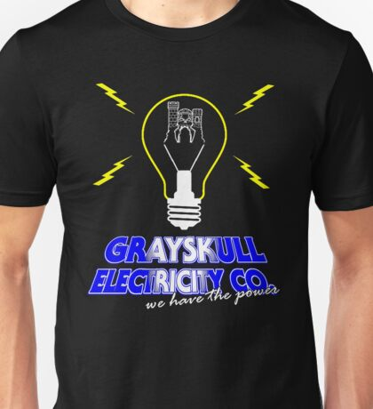 Grayskull Electricity Co. Unisex T-Shirt