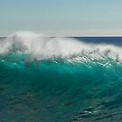 Turquoise In Motion by Randy Richards