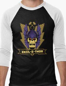 Skel-E-Thor Men's Baseball ¾ T-Shirt