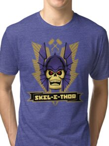 Skel-E-Thor Tri-blend T-Shirt