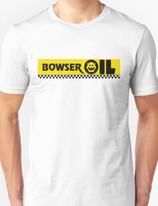 Mario Kart 8 Boswer Oil T-Shirt