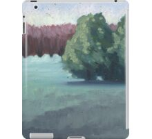 Green Light Shift iPad Case/Skin