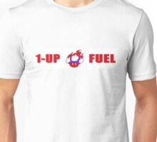 Mario Kart 8 1-UP FUEL Unisex T-Shirt