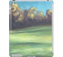 Blowing Wind iPad Case/Skin