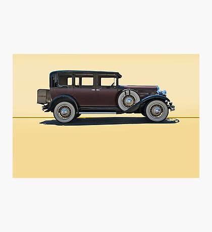 1930 Franklin Airman 145 Deluxe Sedan w/o ID Photographic Print