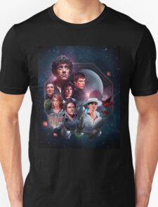 Blake's 7 Series 2 Montage T-Shirt