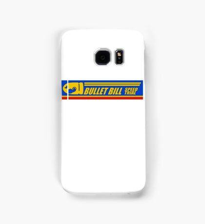Mario Kart 8 Bullet Bill Samsung Galaxy Case/Skin
