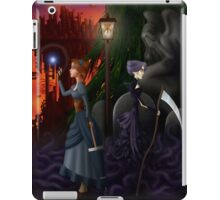 Two Sides iPad Case/Skin