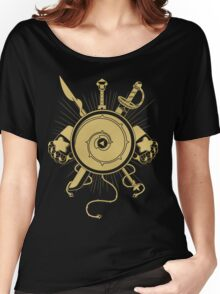 Gems Weapons Women's Relaxed Fit T-Shirt