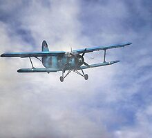 Russian Antonov AN-2 by peaky40