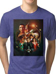 Blake's 7 Series 3 Montage Tri-blend T-Shirt