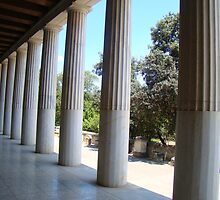 The columns by pablo-chester