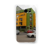 Yellow Samsung Galaxy Case/Skin